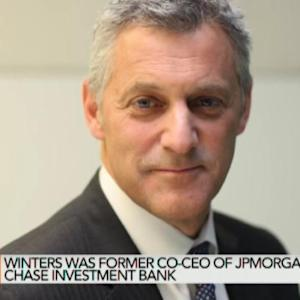 Standard Chartered Appoints Bill Winters CEO