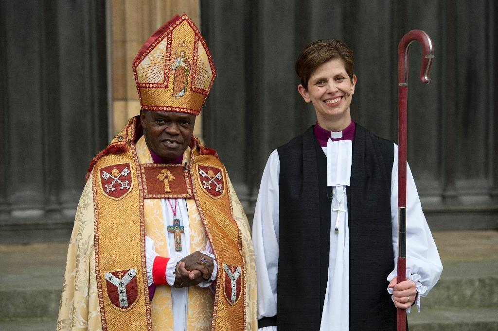 Church of England to have first bishop couple