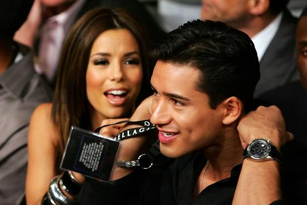Eva Longoria, Mario Lopez to Co-Host ALMA Awards