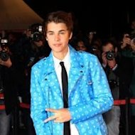 Canadian singer and actor Justin Bieber in January 2012