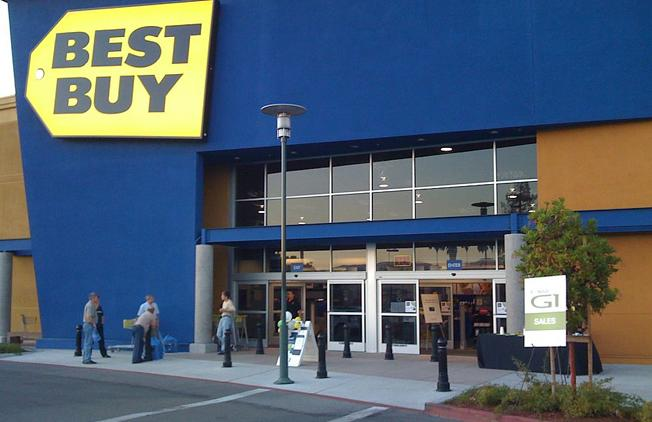 Best Buy profit plummets 91% in Q2