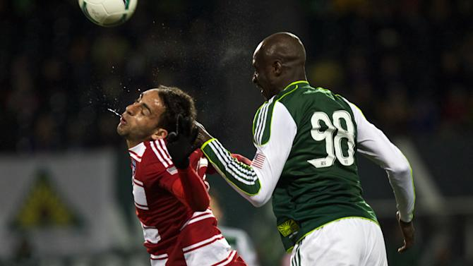MLS: Preseason-Portland Timbers vs FC Dallas