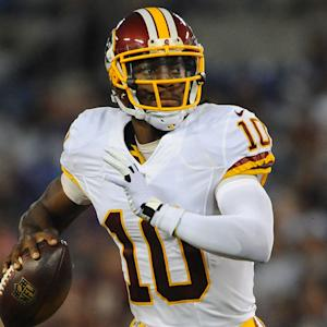 Robert Griffin III QB