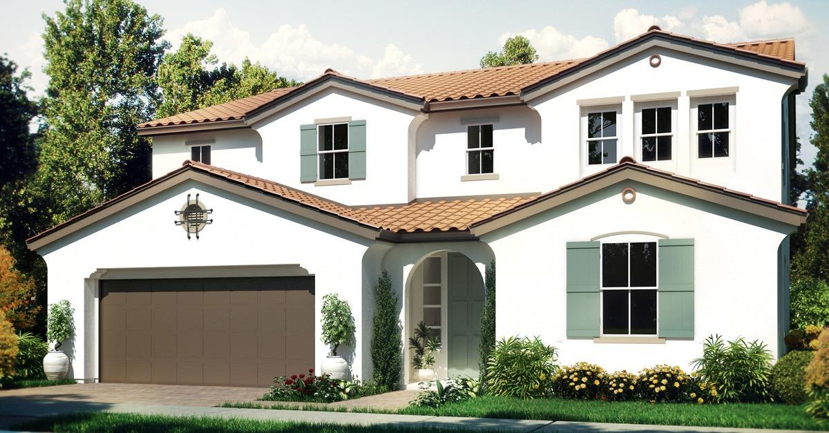 All-New Ryland Homes at Monarch Grove at Summerly