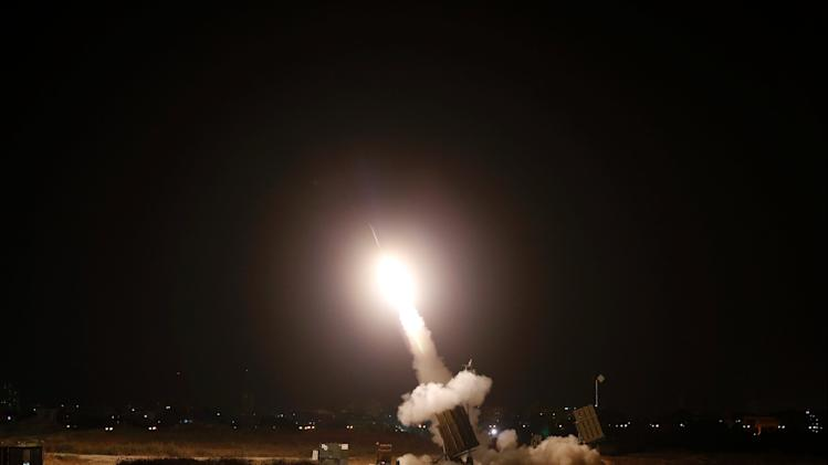 "Israel's ""Iron Dome"" Could Prolong Gaza Conflict"
