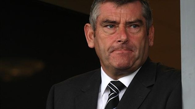 Stewart Gilmour has rebuffed claims he is working on behalf of Rangers