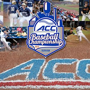 Best Plays From the 2015 ACC Baseball Championship