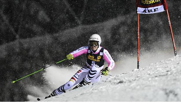 Alpine Skiing - Rebensburg ends Maze's winning run