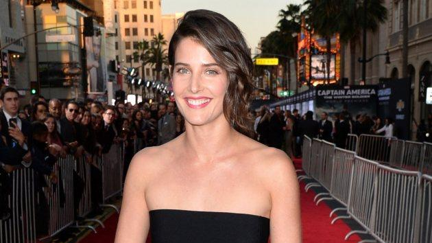 Cobie Smulders attends the premiere of Marvel's 'Captain America: The Winter Soldier' at the El Capitan Theatre on March 13, 2014 in Hollywood -- Getty Images