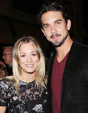 "Kaley Cuoco Slams Baby Rumors, Says She's ""Not Effing Pregnant"" With Fiance Ryan Sweeting's Child"