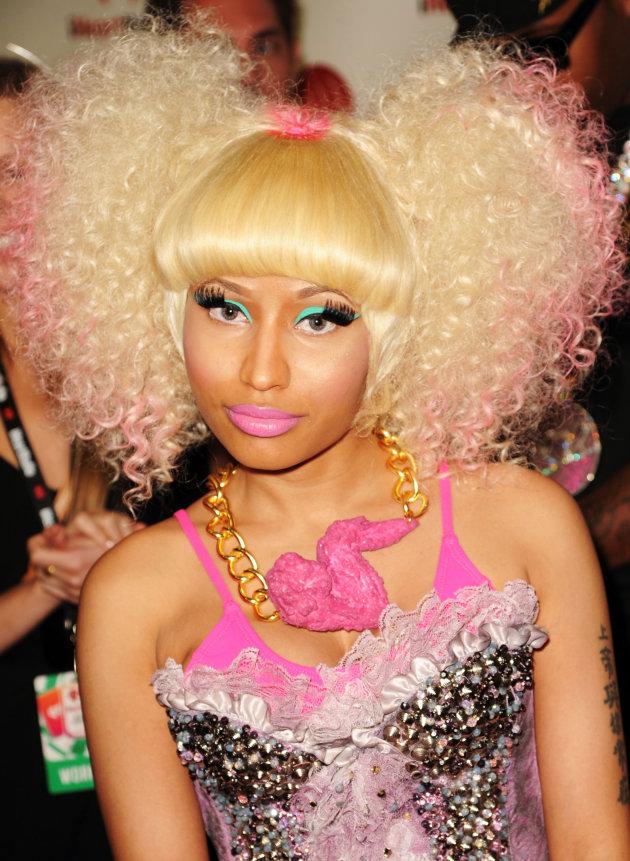 Clurlie Cotton Candy Hair Of Nicki Minaj