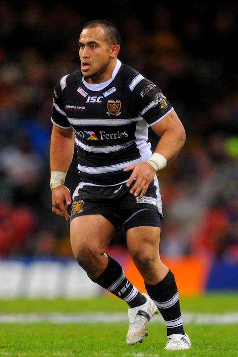Rugby League - Sam Moa File Photo