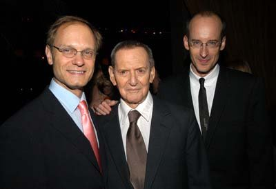 David Hyde Pierce, Tony Randall and Peyton Reed