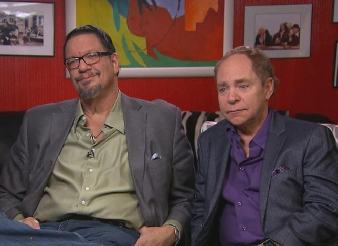 ​Why Penn & Teller need each other