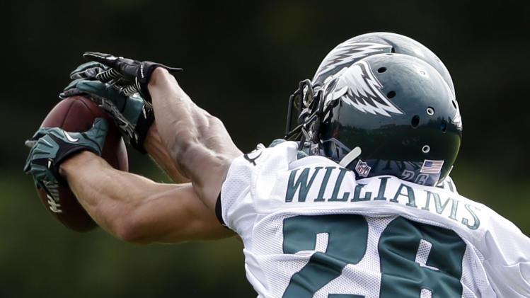 Eagles' new-look defense quite impressive, too