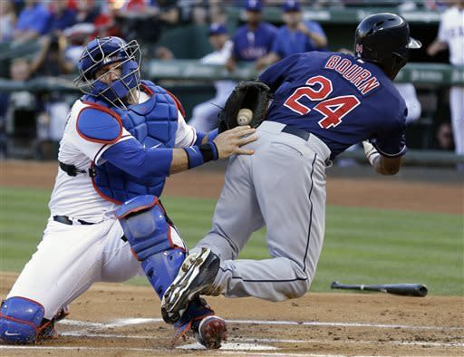 Kipnis, Indians win 5-2 at Texas to take series