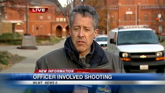 Police describe events leading to fatal shooting