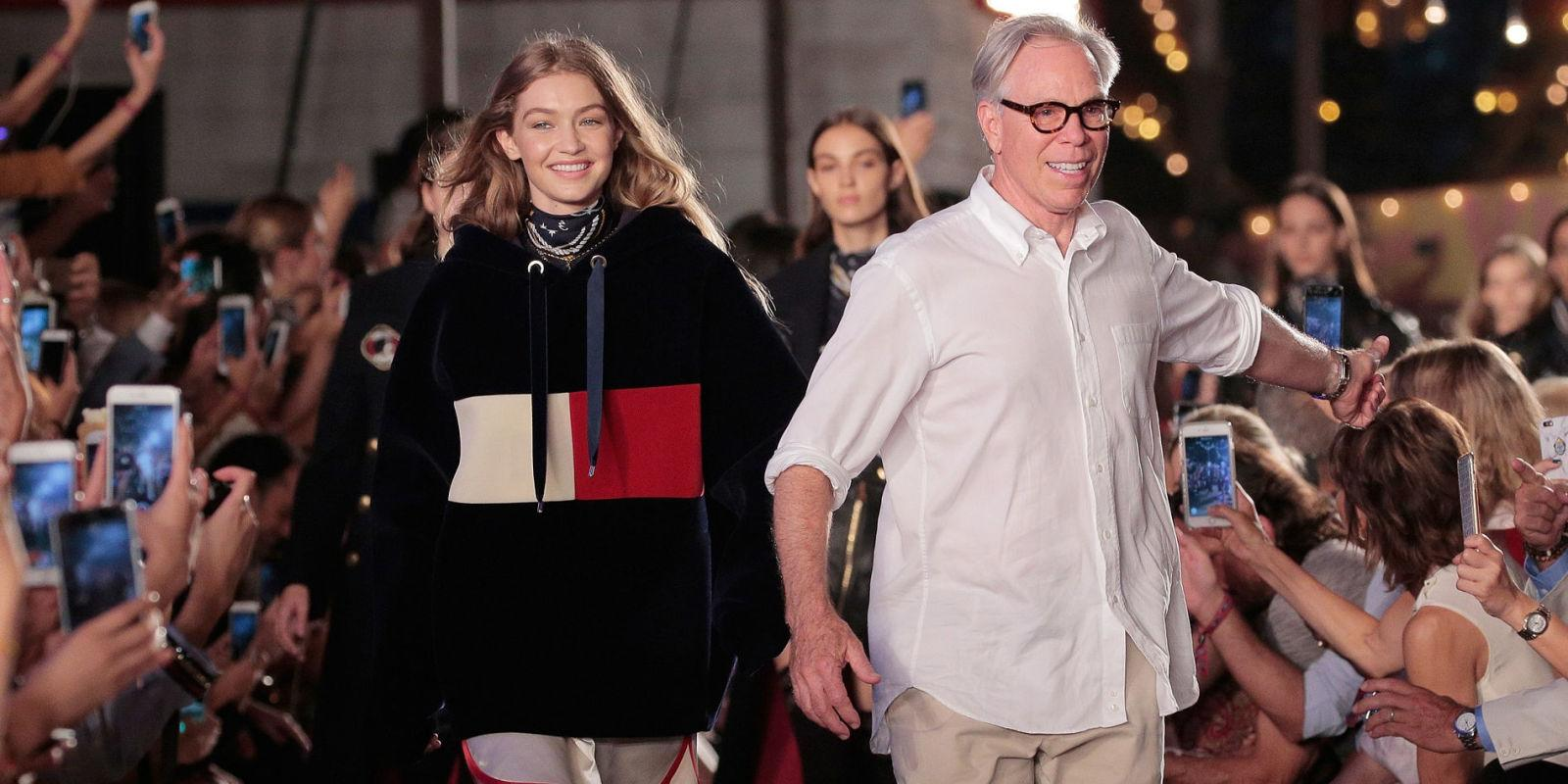 Tommy Hilfiger & Gigi Hadid's Second Fashion Show Won't Be in New York