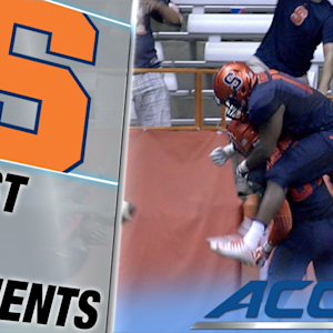 Syracuse Runs Fake FG in 2OT vs Villanova | ACC Must See Moment