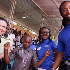 Larry Fitzgerald's Focus On Philanthropy