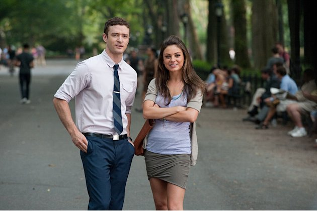 Friends with Benefits 2011 Columbia Pictures Justin Timberlake Mila Kunis