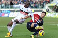 Cagliari 1-1 AC Milan: Balotelli rescues Rossoneri against Rossoblu
