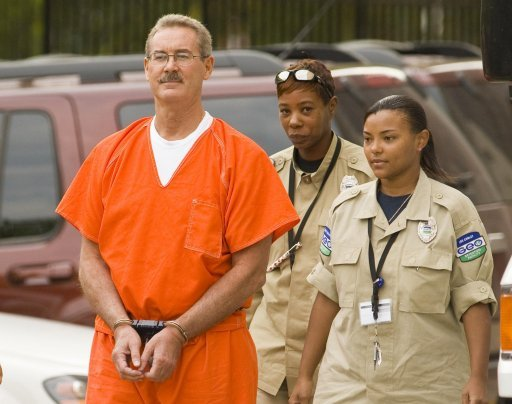&lt;p&gt;Allen Stanford arrives for a bond hearing in 2009. The financier and cricket mogul was sentenced to 110 years in jail for a $7 billion Ponzi scheme Thursday, closing the book on the flamboyant ex-tycoon&#39;s stunning fall from grace.&lt;/p&gt;