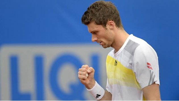 Tennis - Munich/Portugal round-up: Tipsarevic crashes out