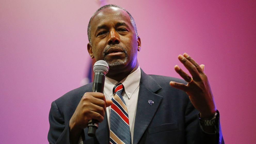 Ben Carson Making Surprise Trip to Jordan to Tour Refugee Camp on 'Fact-Finding' Mission