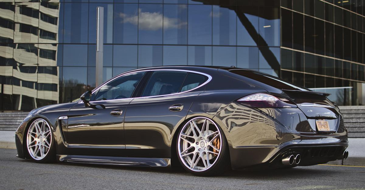 20 Fast Family Cars