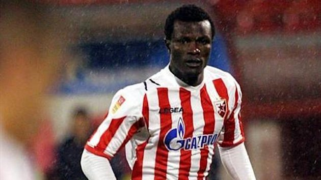 Abiola Dauda of Red Star Belgrade (IMAGO)