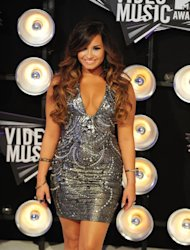 Singer/actress Demi Lovato appeared in the first two &quot;Camp Rock&quot; movies