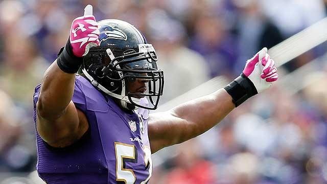 Ray Lewis' impact on Ravens