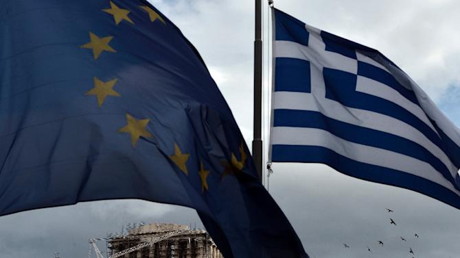 The EU ECB and the IMF reject Athens' accusations that internal rifts have blocked a bailout deal
