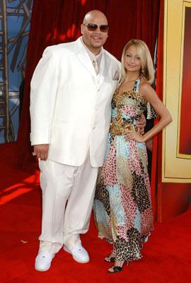 Fat Joe and Nicole Richie MTV Movie Awards 2005 - Arrivals Los Angeles, CA - 6/4/05