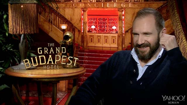 'The Grand Budapest Hotel' Insider Access