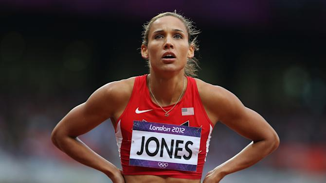 No. 9: Lolo Jones