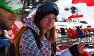 Brit Snowboarder Fights For Life After Fall