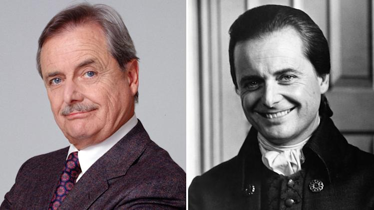 13 - William Daniels/John Adams