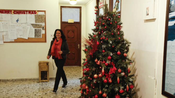 New female mayor gears Bethlehem up for Christmas