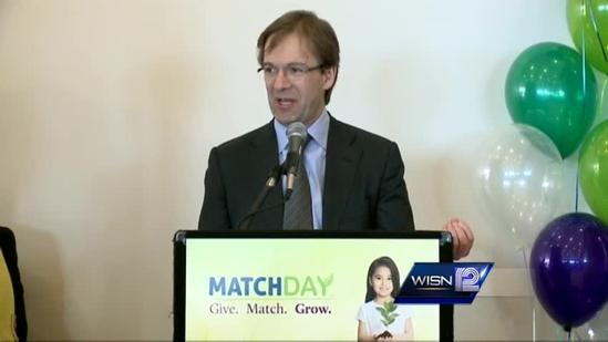 Match Day raises money for shelters, food pantries