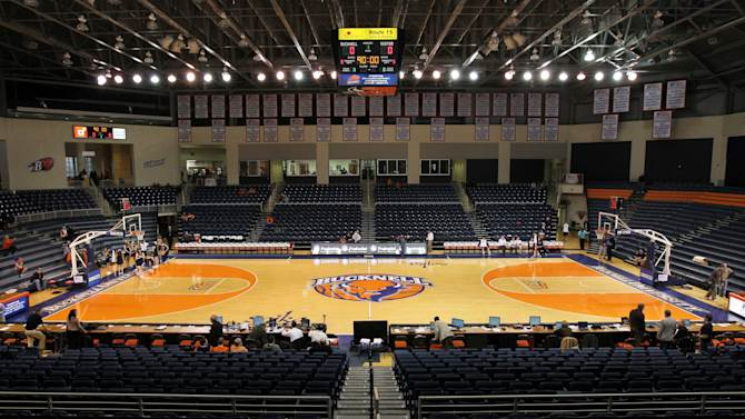 NCAA Basketball: Patriot League Tournament-Lafayette at Bucknell