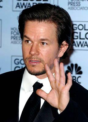 Mark Wahlberg Golden Globe Awards - 1/16/2005