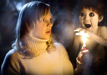 Anna Faris in Dimension Films' Scary Movie 4