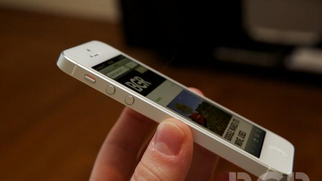 The iPhone 5 'raises the bar for smartphone design'