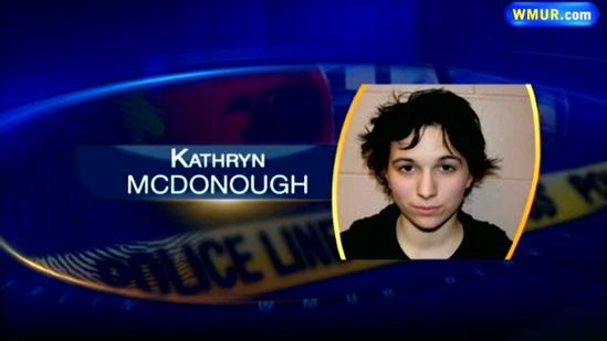 Woman charged in connection with UNH student's death due in court
