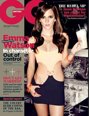 Emma Watson para GQ