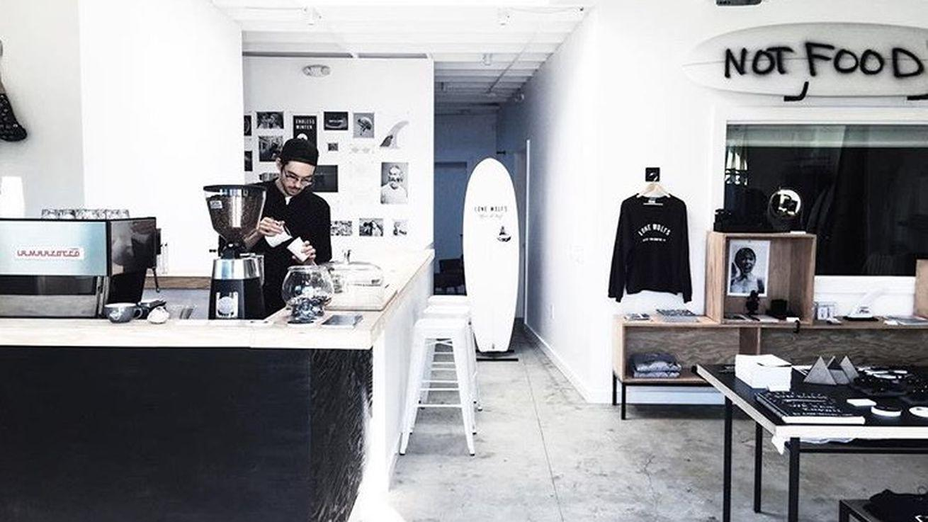 Espresso & Surf Boards Pops Up in Venice's Lone Wolfs for Three Months