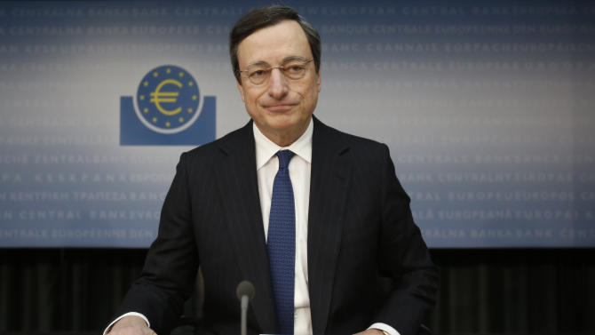 Key quotes from ECB head Draghi's press briefing