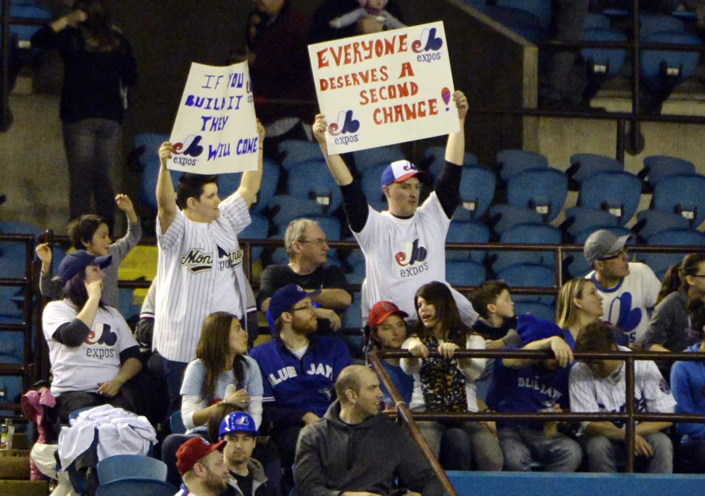 MLB's return to Montreal 'possible' according to Rob Manfred